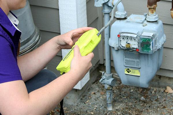 sterling gas leak testing